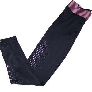 Nike Power Training Tight Fit Full Length Leggings